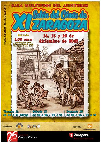 XI Salón del Cómic de Zaragoza