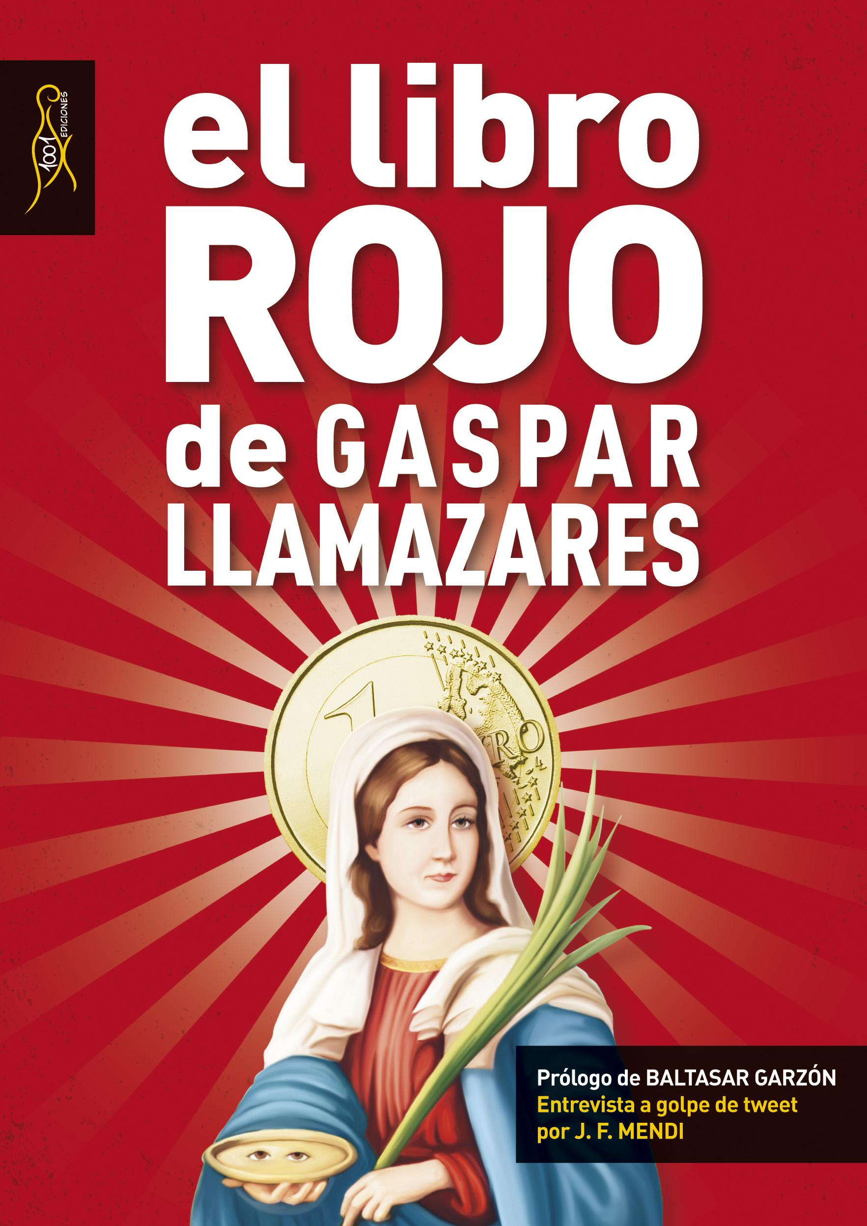 El libro rojo de Gaspar Llamazares