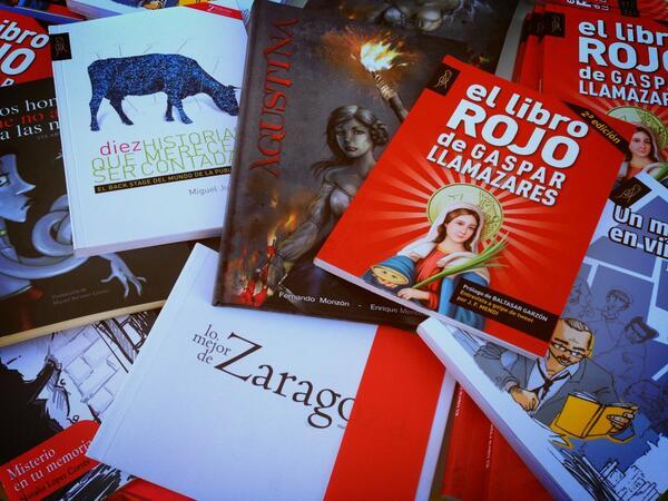 Día del Libro Zaragoza